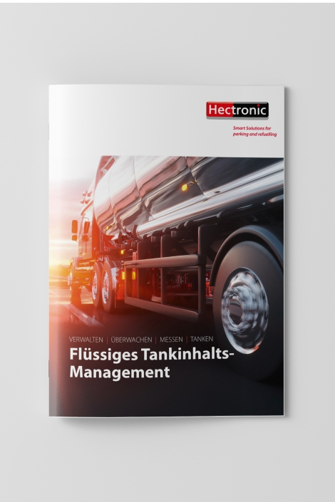 "Produktkommunikation ""Tankinhaltsmanagement"""