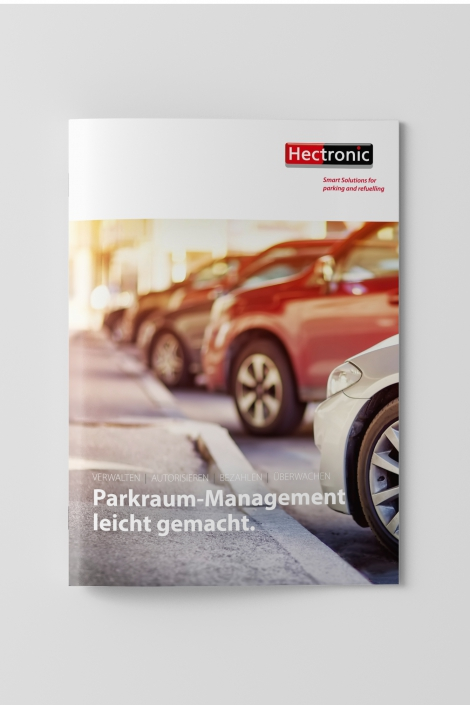 "Produktkommunikation ""Parkraum-Management"""