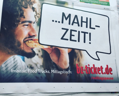 Kampagne bz-ticket.de relaoded