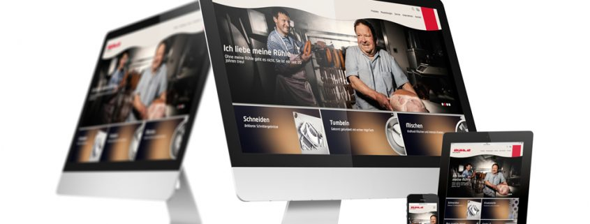 Go-Live der Website