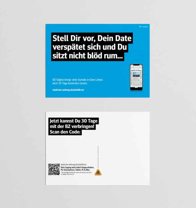 Vertriebs Kampagne: City Cards